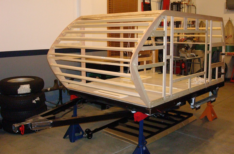 Cool Homemade Camper Trailer Plans  Wwwgalleryhipcom  The Hippest Pics
